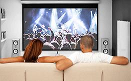 Projektory do kina domowego