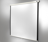 celexon Economy 200 x 200 cm manualny ekran projekcyjny 1:1